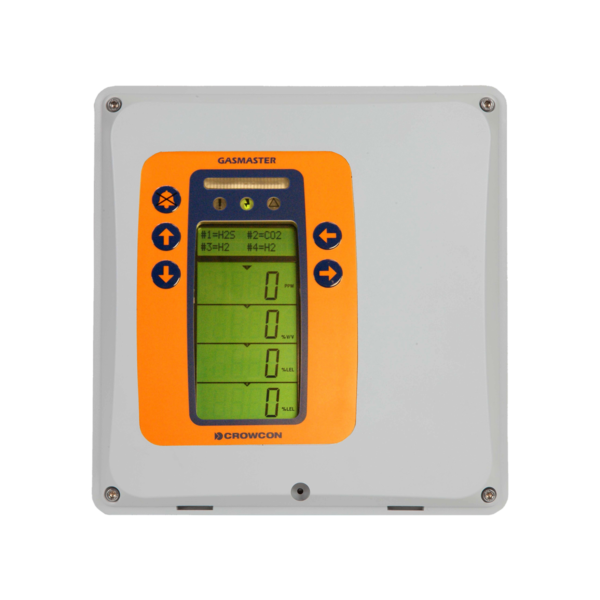 crowcon gasmaster fixed gas detection system