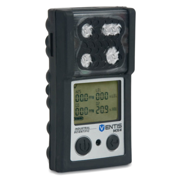 ventis mx4 multi gas detector