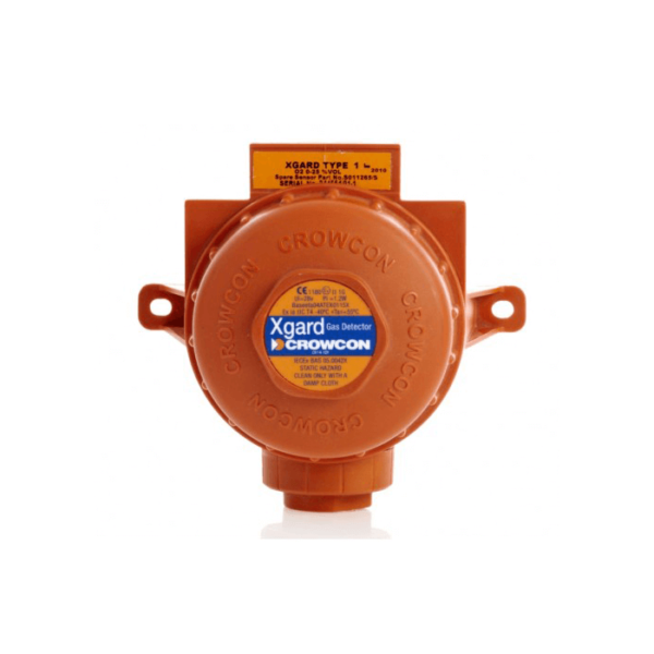 crowcon xgard fixed gas detectors
