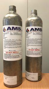calibration bump test gas