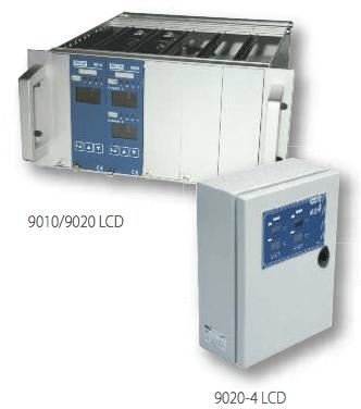 MSA 9010 9020 LCD and MSA 9020-4 LCD